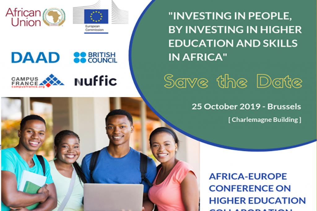 Africa-Europe event on higher education collaboration